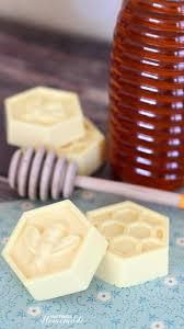 10 minute diy milk u0026 honey soap happiness is homemade