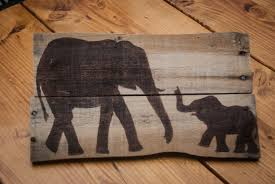 elephant decor elephant nursery elephant home decor elephant