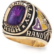 high school class ring companies keepsake personalized men s usa class ring in valadium metals