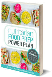 nutritarian food prep power plan