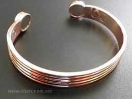 magnetic bracelet with copper images Corro copper bracelet 4x 2500 plus 2x 3000 gauss magnets jpg