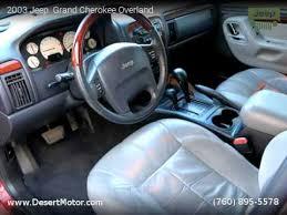 2003 jeep grand overland 2003 jeep grand overland desert motor