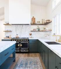 Blue And White Kitchen Ideas 28 Blue Kitchen Ideas To Inspire Hello Lovely