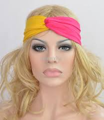 knot headband twist knot headband turban ealstic hair band headbands two bright