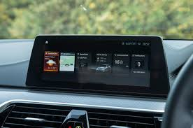 bmw 5 series navigation system bmw 5 series review 2017 autocar