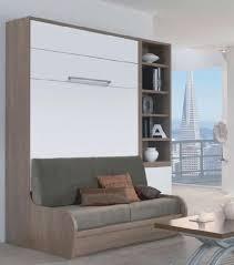 canapé escamotable armoire lit escamotable 160 14 200 cm cus de jacquelin