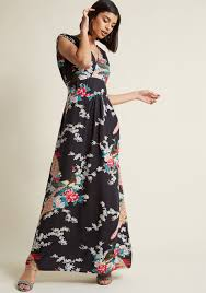 maxi dress feeling serene maxi dress in evening modcloth