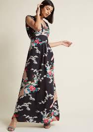 maxi dress feeling serene maxi dress in evening modcloth