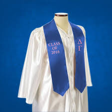 stoles graduation fraternity sorority graduation stoles 34 95 gear