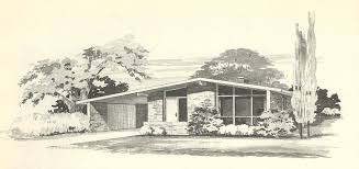 Mid Century House by Modern Mid Century House Plans House And Home Design