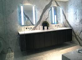 Illuminated Bathroom Wall Mirror Lit Bathroom Mirror Justget Club
