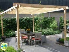 Retractable Shade Pergola by Eureka These Retractable Shade Panels Easily Pull Back When Shade