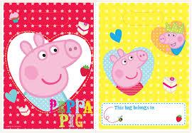 peppa pig happy birthday foil balloon peeks