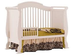 Disney Princess Convertible Crib by Stork Craft Valentia 4 In 1 Fixed Side Convertible Crib With The