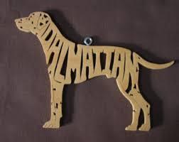 dalmatian ornaments etsy