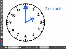 telling time with clocks game education com lesson plans for