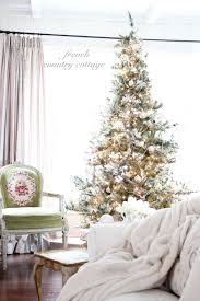 silver u0026 gold tree french country cottage