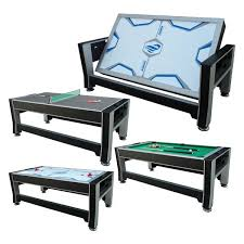 triumph 4 in 1 game table sage arcade home arcade games for sale