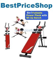 Sit Up Bench Price New 9in1 Foldable Power Plank With S End 4 16 2018 3 27 Pm