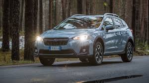grey subaru crosstrek subaru xv 2018 review by car magazine