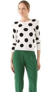 polkadot top how to wear polka dot trend the femininity mystique