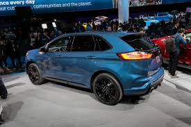 Jual Ford Dc 2019 ford edge st look performance suv motor trend