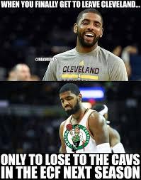 Celtics Memes - nba memes kyrie irving gets traded to the boston celtics facebook