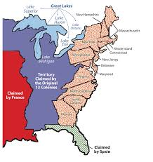 Map Of The Northeastern United States by North America