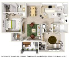 floor plans the crossings at milestone rental apartment homes
