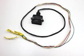 vy vz 7 pin flat trailer plug u0026 wiring loom