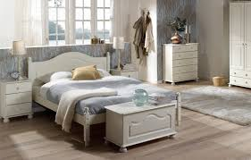 Strassen  Drawer White Gloss Side Cabinet Ready Assembled White - Ready assembled white bedroom furniture