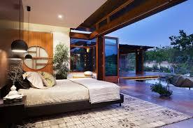 chambre japonaise moderne chambre asiatique et pour un sommeil facile et serein deco