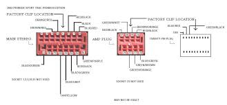 ford expedition radio wire diagram ford wiring diagrams