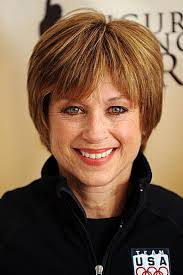 90s skater haircut dorothy hamill s famous wedge haircut photo gallery