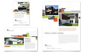 ad architectural design architectural design flyer ad template design