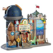 House Gift Lemax 75241 Children U0027s Museum Gift Spice