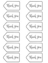 the creative bag blog free download for thank you tags black