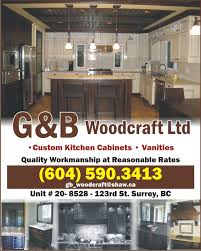 Kitchen Cabinets In Surrey Bc Cabinets Indo Canadian Business Pages
