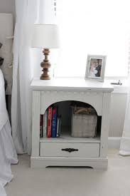 Target Console Tables Nightstand Attractive Modern Farmhouse Master Bedroom Reveal
