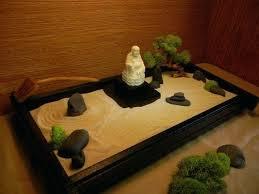 Mini Zen Rock Garden Desk Zen Garden Mini Bonsai Zen Garden Desktop Zen Garden Kit