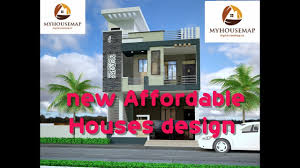 new affordable houses design covered balcony steel grill stone
