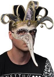 masquarade masks antique nose masquerade mask jester masquerade mask
