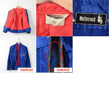 motorcycle racing jacket vintage clothing jam rakuten global market vintage 80 u0027s
