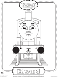 thomas the tank engine coloring pages 18 coloring kids