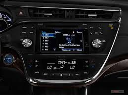 2014 toyota avalon mpg toyota avalon hybrid prices reviews and pictures u s