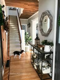 beautiful new hallway decor hallway runner barn doors and barn victorian farmhouse entryway and hallway christinas adventures