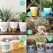the 25 best decorated flower pots ideas on pinterest music