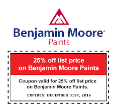 benjamin moore paint prices goody s hardware special offer 25 off benjamin moore paints