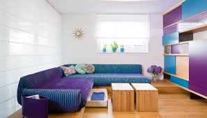 Wohnzimmer Ideen Eiche Hase U0026 Kramer Wohnzimmer Eiche Kombiniert Mit Blau Violettem Lack