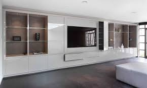 Tv Media Cabinets With Doors Media Cabinets By Wyndham Design